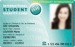 Carte-ISIC