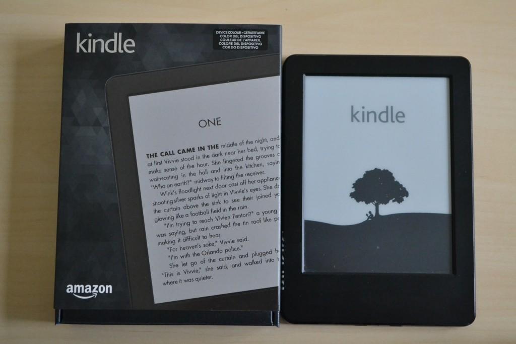 Test Kindle Amazon