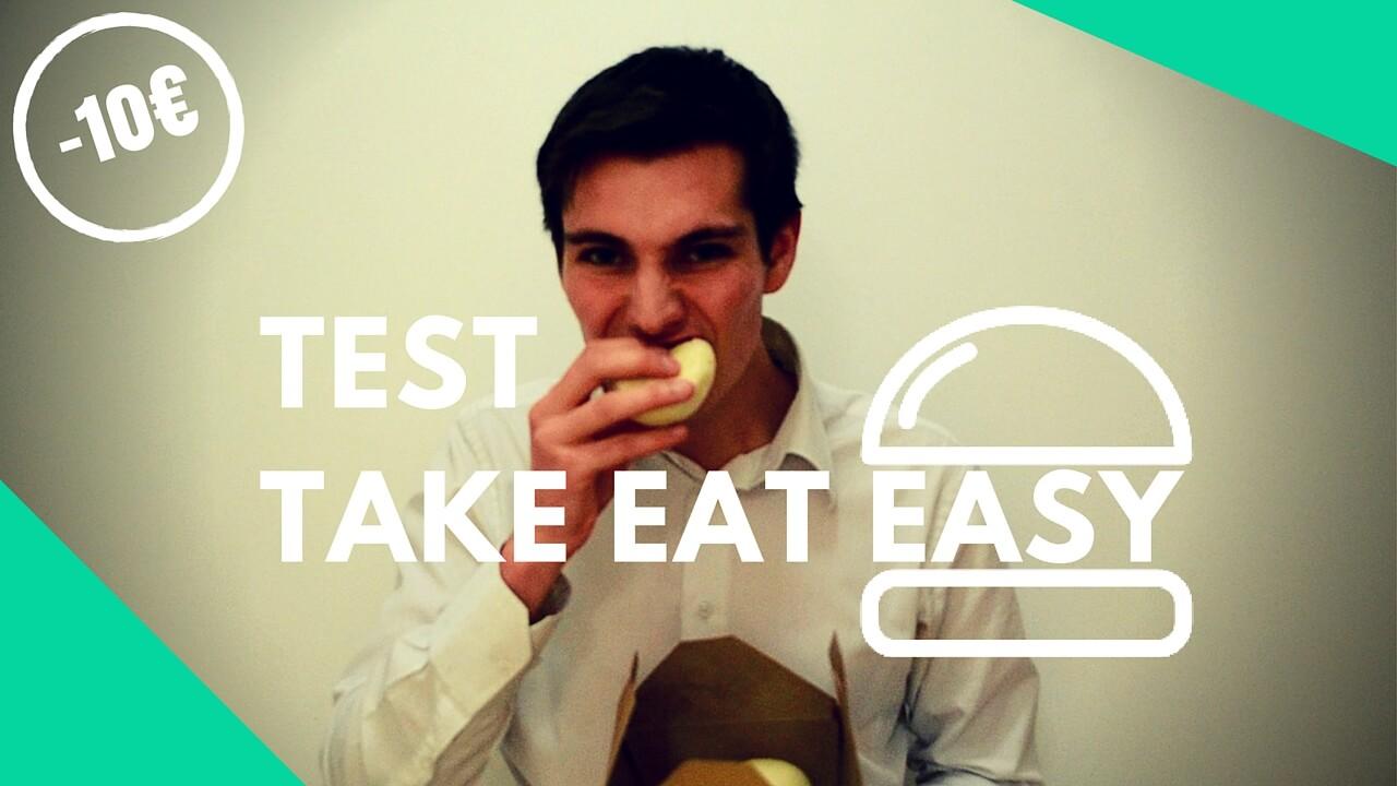Test Take Eat Easy