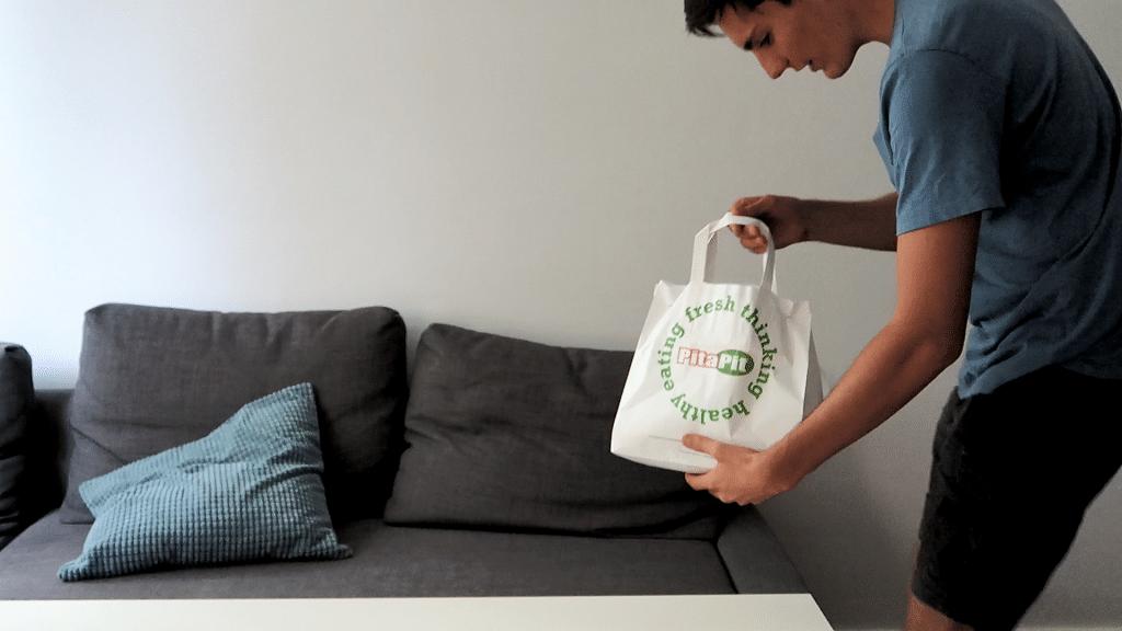 emballage foodora