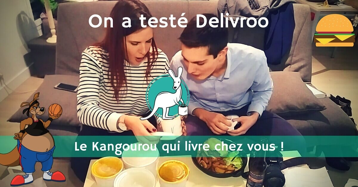 [Test] Deliveroo avec un code promo of course