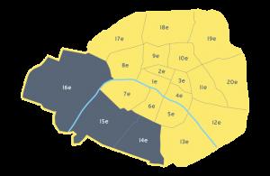 Zone livraison Frichti