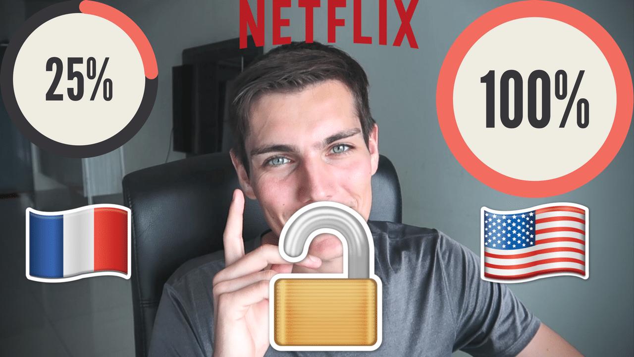 Accéder au catalogue Netflix Complet et US