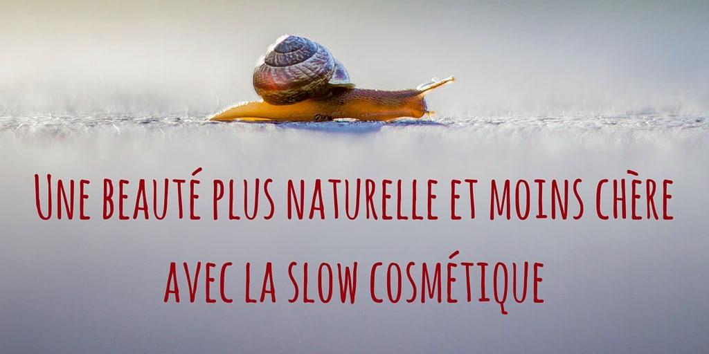 Ma routine cosmétique BIO et économique avec la slow cosmétique, ou la nature dans ta face !