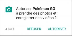 Pokémon GO économie énergie