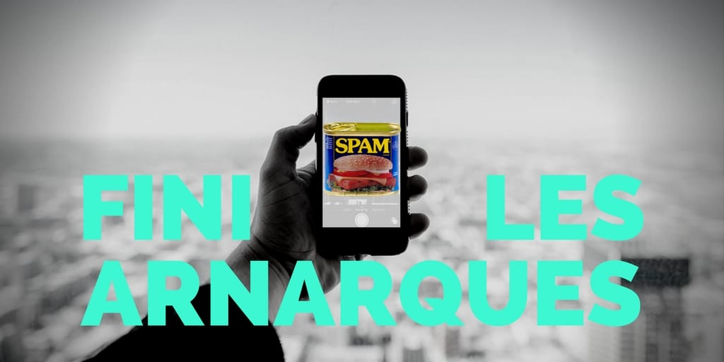 Spam arnaque telephone