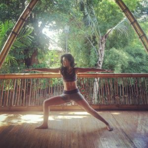 Cours particulier yoga Ubud