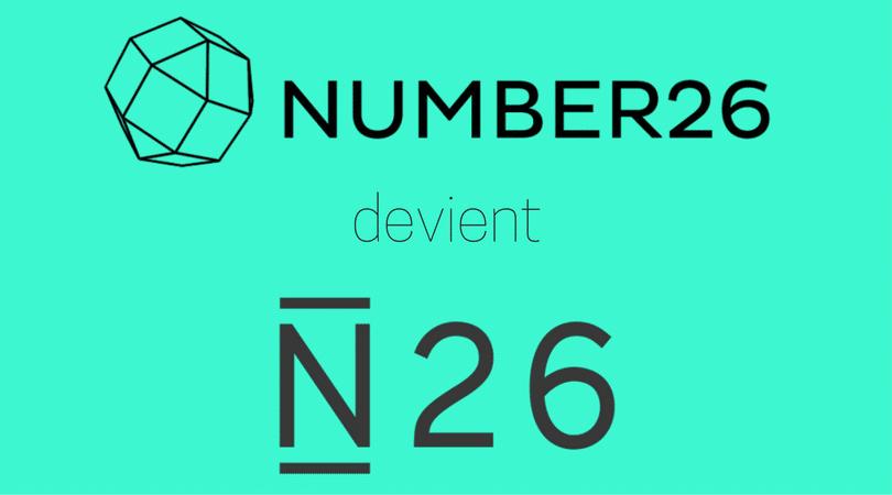 number26 devient n26