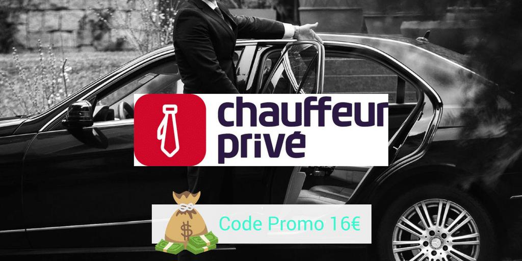 Code promo chauffeur privé