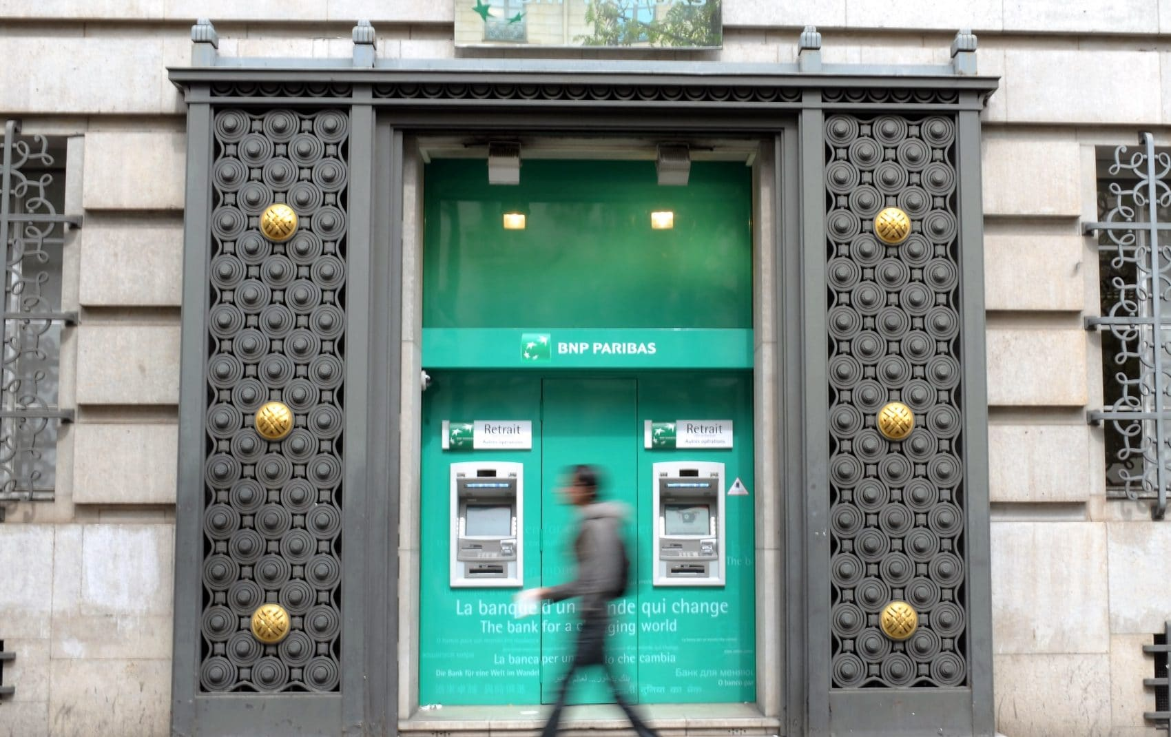 Agence banque en ligne