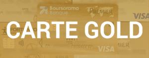 Carte gold