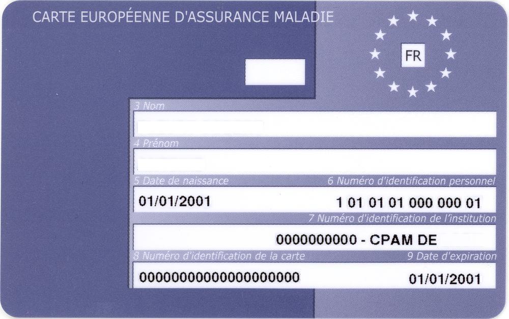 L'assurance de la carte CEAM
