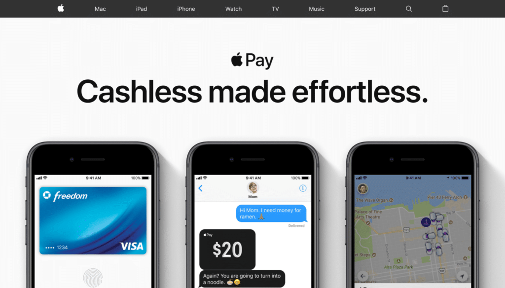 Apple Pay en France - paiement mobile
