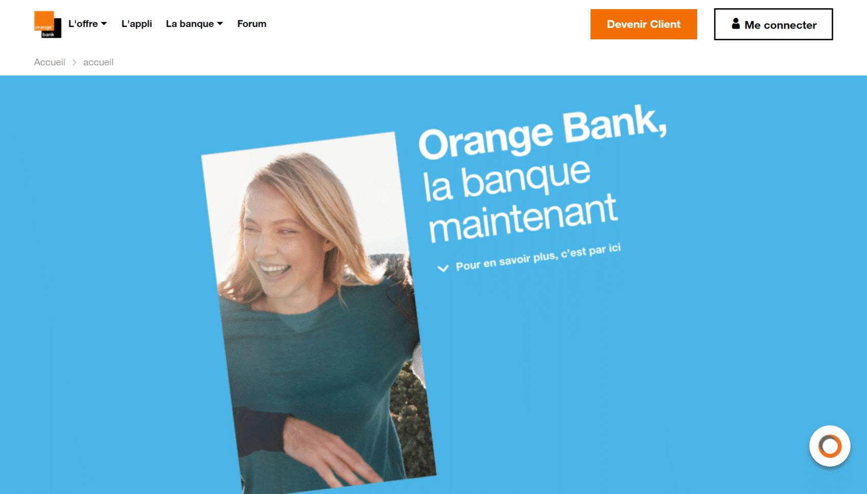 orange bank - banque en ligne