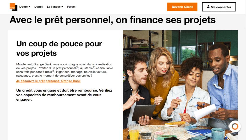 orange bank - carte bancaire