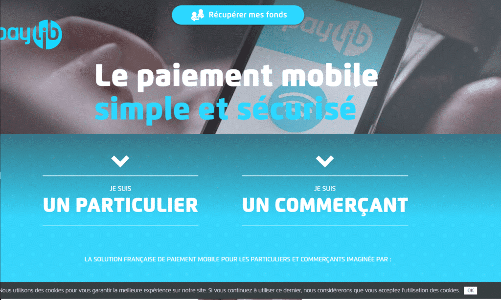 paylib - paiement mobile