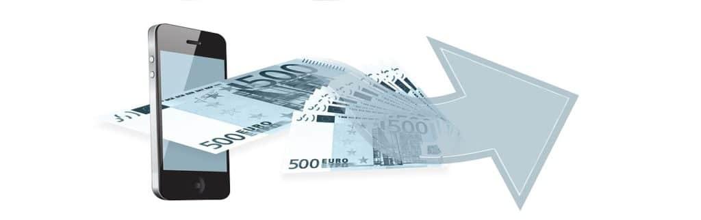orange cash - transférer argent