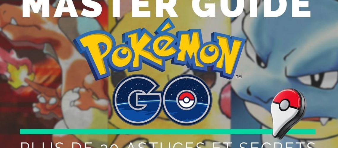 Master guide Pokémon go
