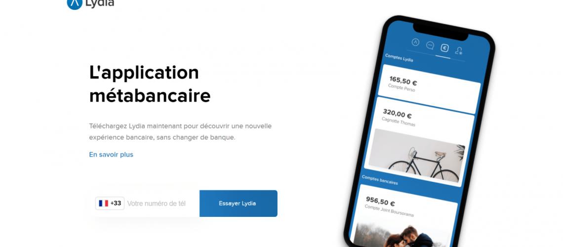 lydia app - paiement mobile